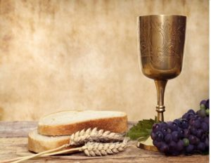 Communion & Bible Message