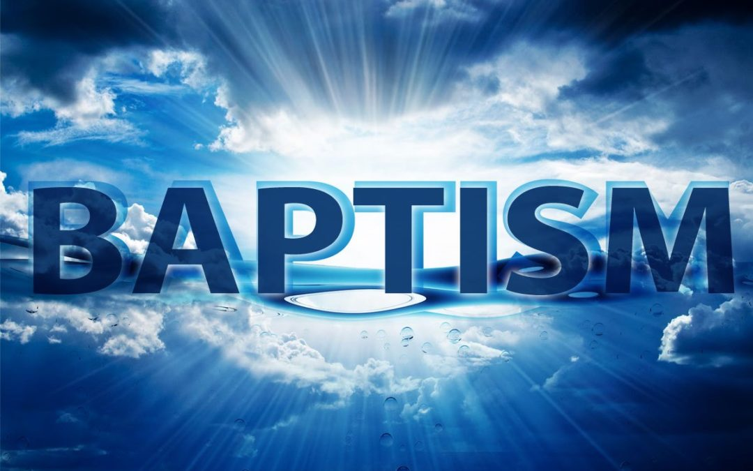 Baptism in Bethany